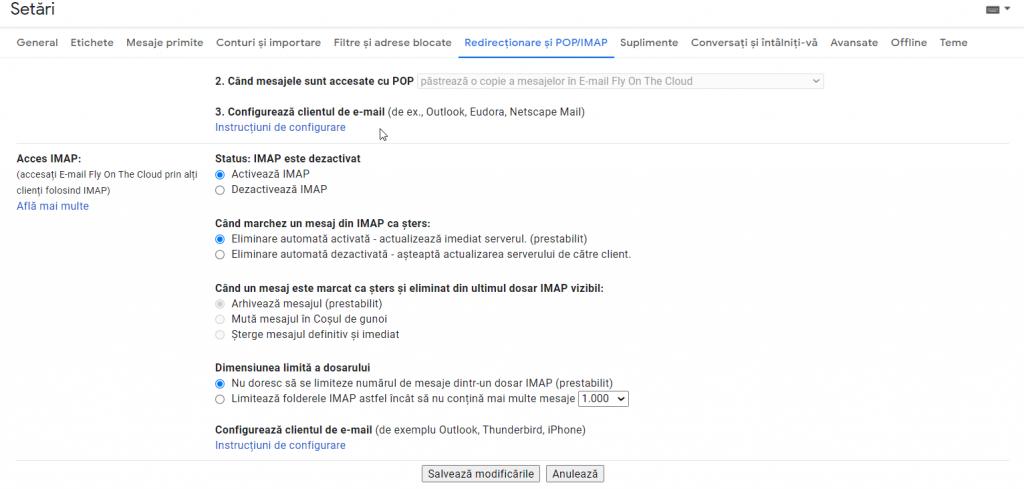 gmail on thunderbird 4